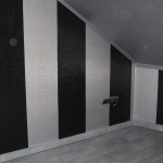 Fekete-ezüst-metál-festék